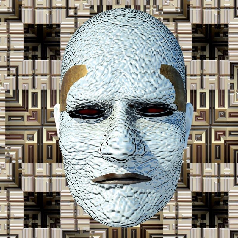 Download Cyborg Stock Image - Image: 24444381
