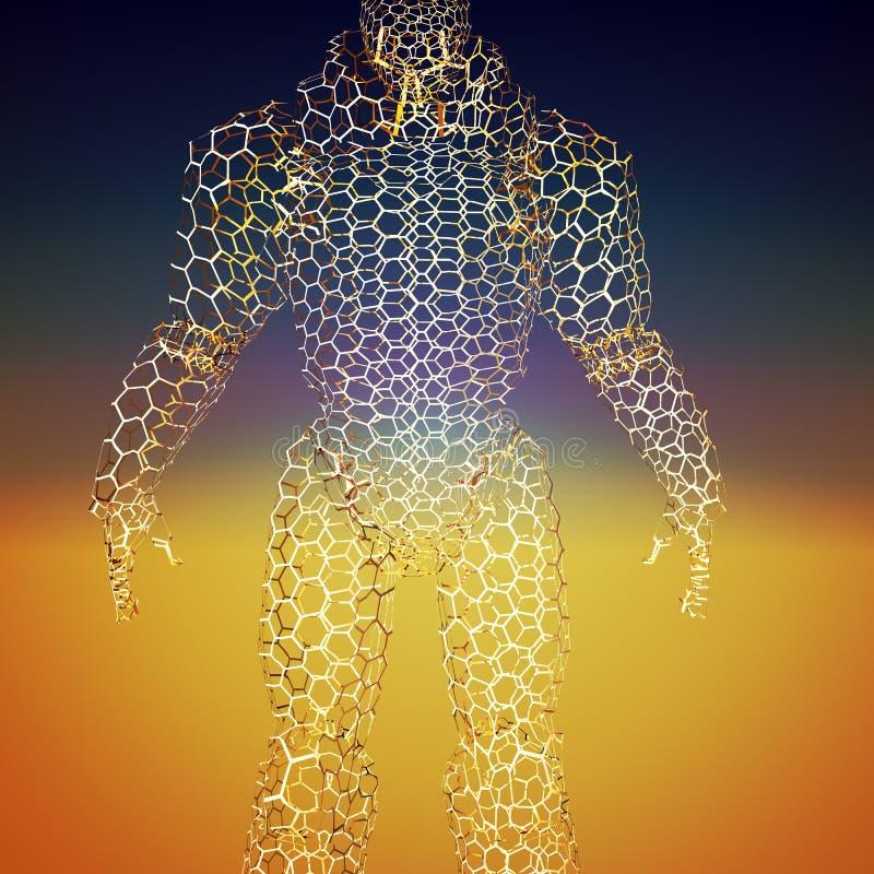 cyborg бесплатная иллюстрация