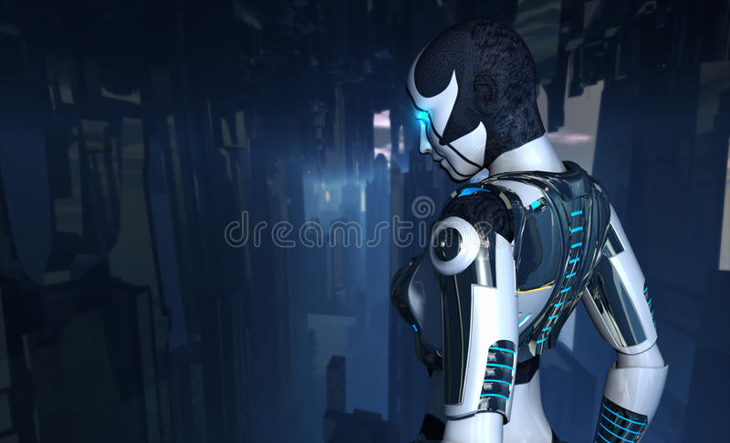 Download Cyborg Soldier Stock Images - Image: 14510484