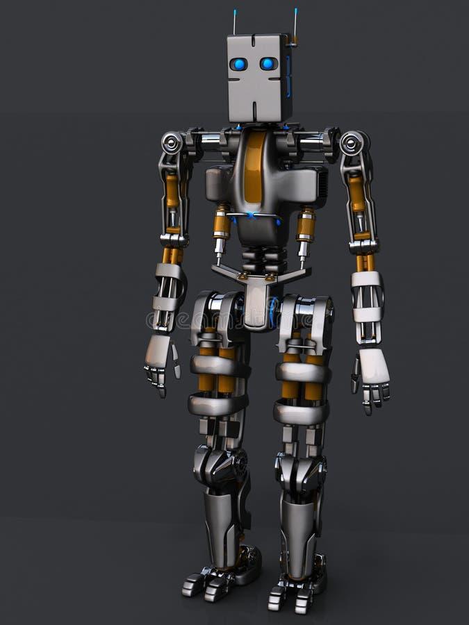 Cyborg X stock abbildung