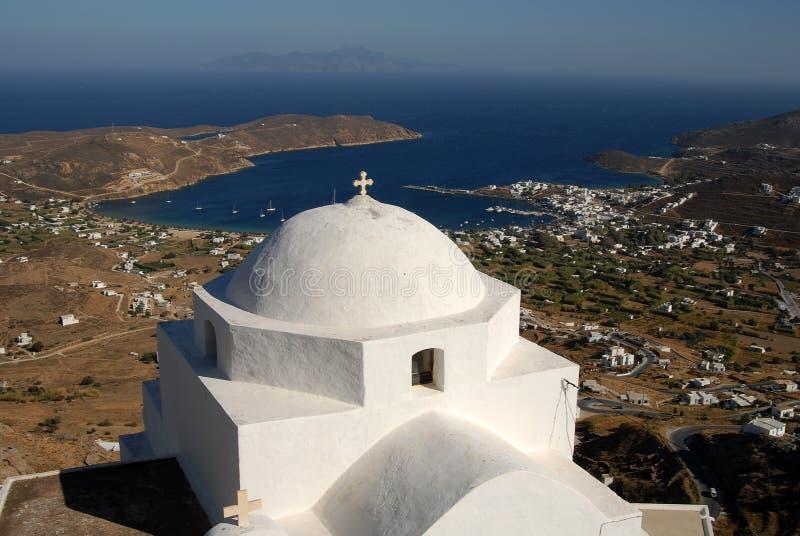 Cyclades, Grecja zdjęcie royalty free