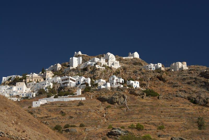 Cyclades, Grecja zdjęcia royalty free