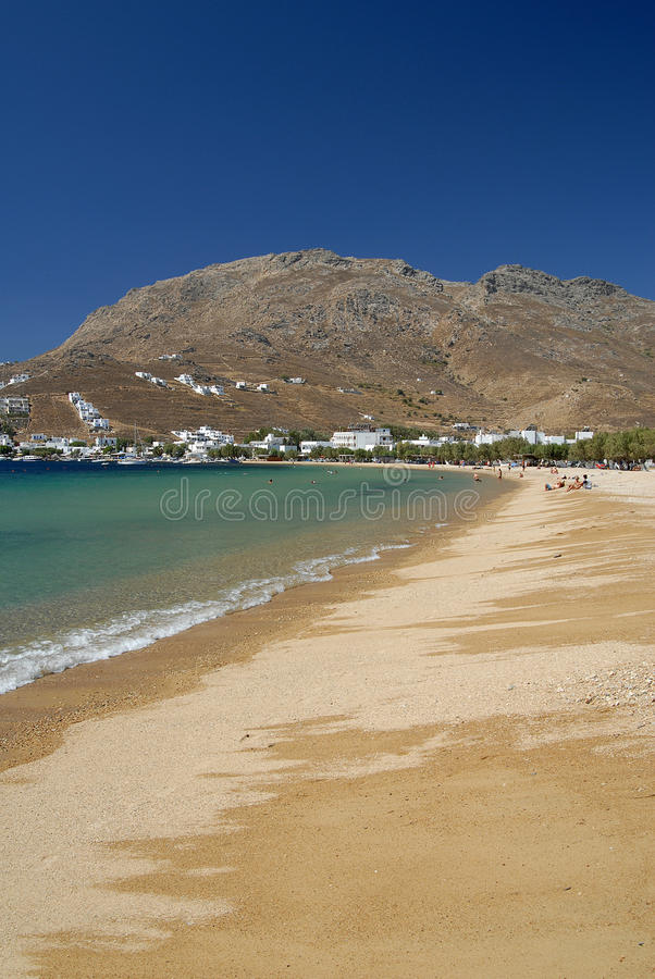 Cyclades, Grecja zdjęcia stock