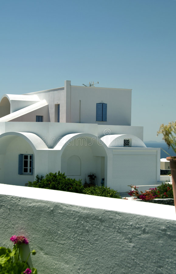 Download Cyclades Greek Architecture Stock Photo - Image: 5583310