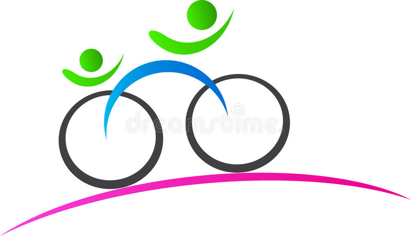 Cycle illustration stock