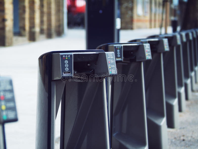 Download Cycle Hire Docking Stations Editorial Photo - Image: 31306451