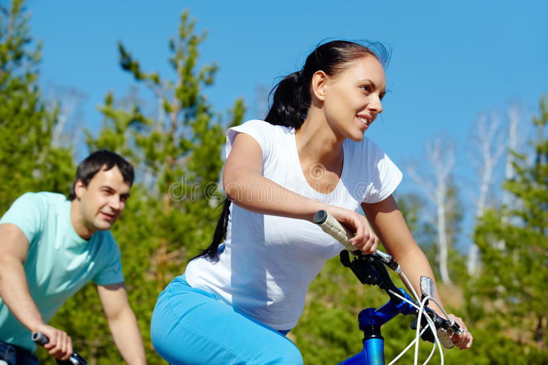 Download Cycle Race Royalty Free Stock Photos - Image: 27379788