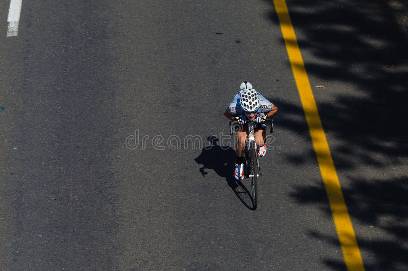 Download Cycle Race Single Leader Editorial Photography - Image: 27156672