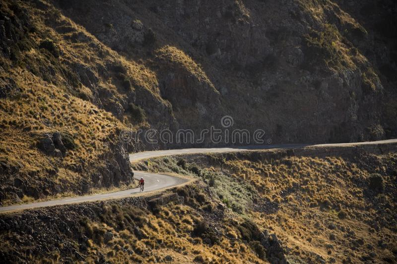Download Cycle road stock photo. Image of training, athlete, determination - 8654784