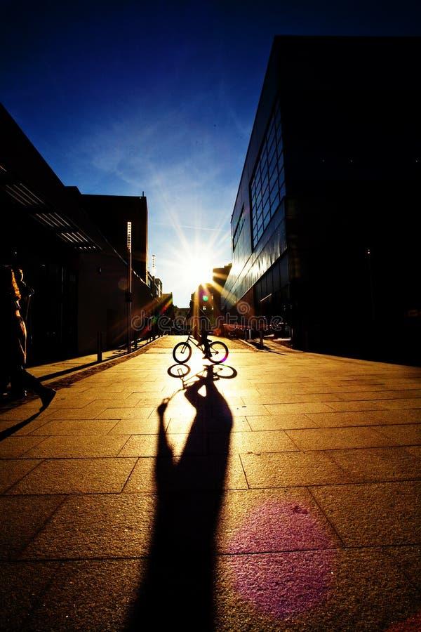 Cycle Shodow photos libres de droits