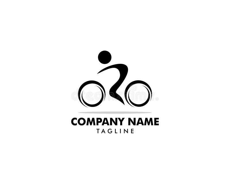 Cycle Sport Logo Template Design vector illustration