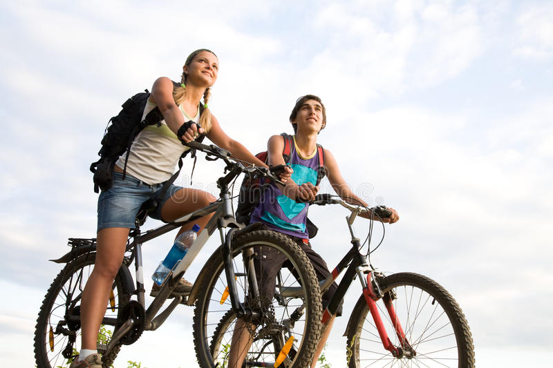 Download Cyclers Stock Photo - Image: 10310630