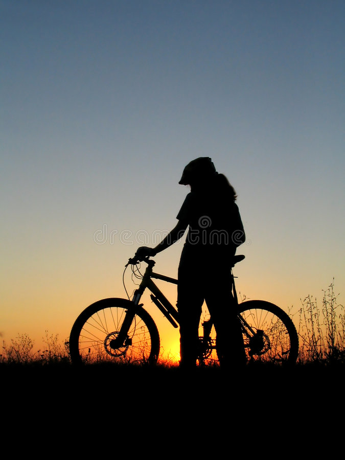 Download Cycling stock image. Image of recreation, cyclist, adventure - 1079499