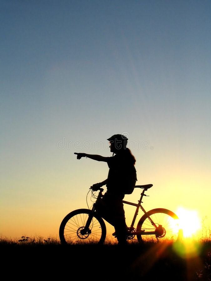 Download Cycling stock photo. Image of female, race, autumn, mechanic - 1079514