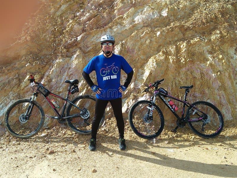 cycling foto de archivo