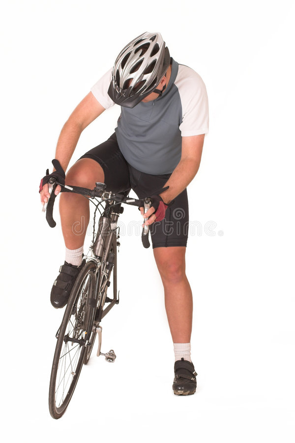 Download Cycling #2 Royalty Free Stock Images - Image: 962649