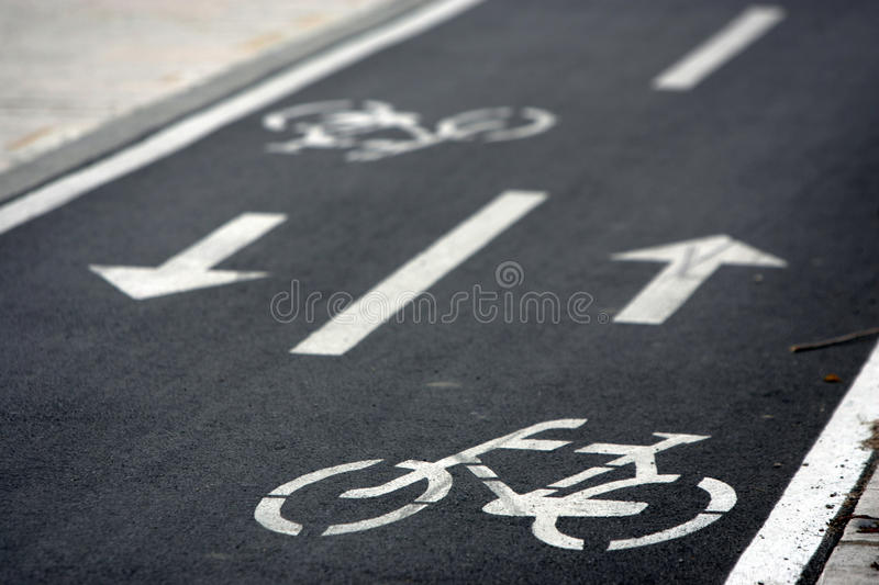 Cycling royalty free stock photos
