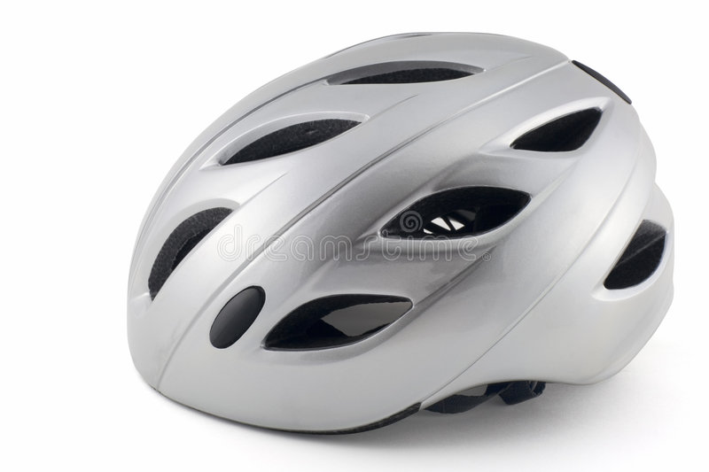 Cycling Helmet royalty free stock images