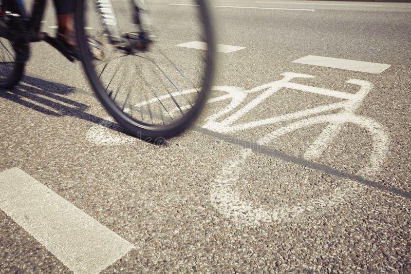 cyclist imagens de stock