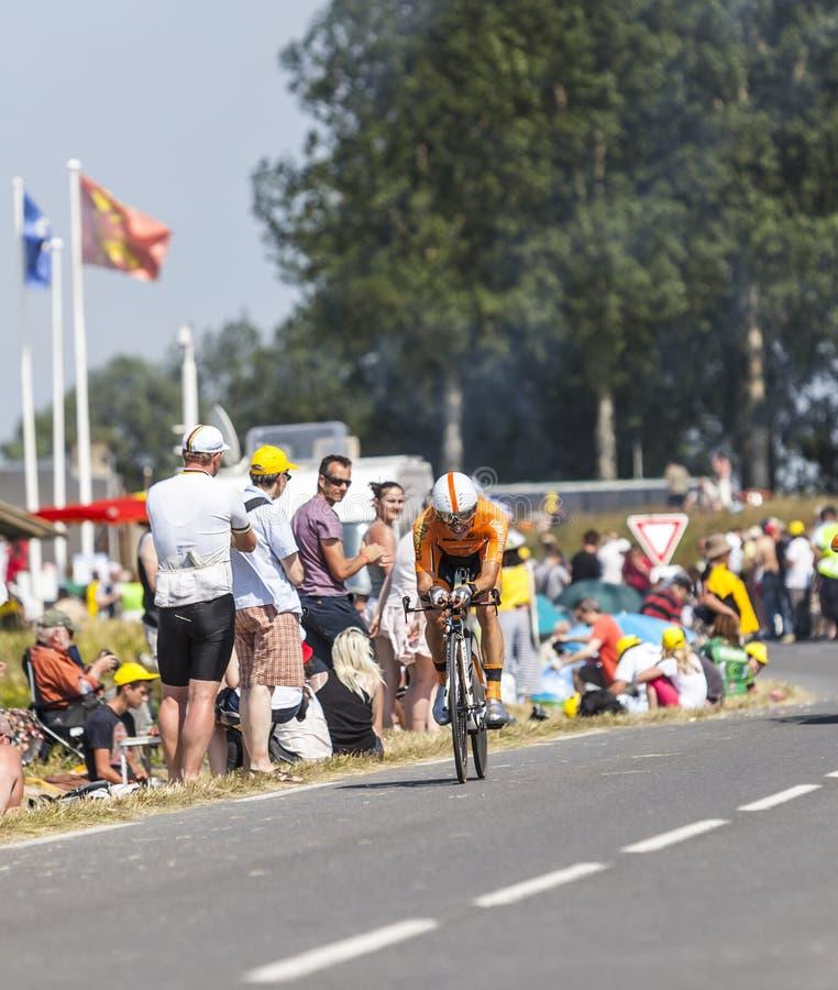 Download The Cyclist Igor Anton Hernandez Editorial Photography - Image: 33361352