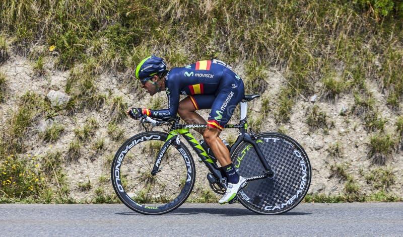 The Cyclist Jonathan Castroviejo stock photos