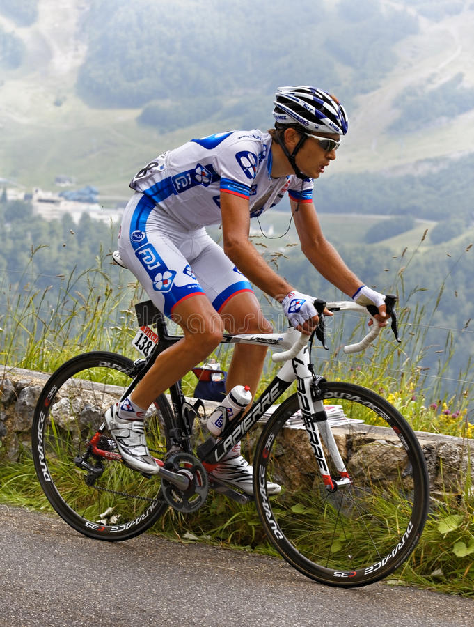 Download The cyclist Roy Jeremy editorial stock image. Image of pedaling - 20863364