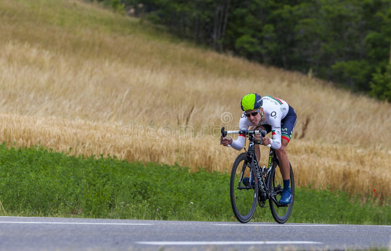 Download The Cyclist Rui Alberto Costa Editorial Image - Image: 35266725