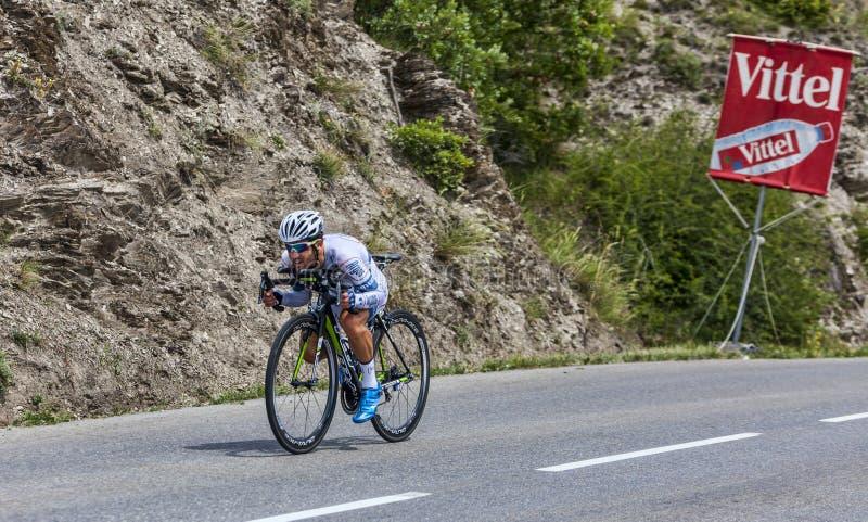 The Cyclist Simon Geschke