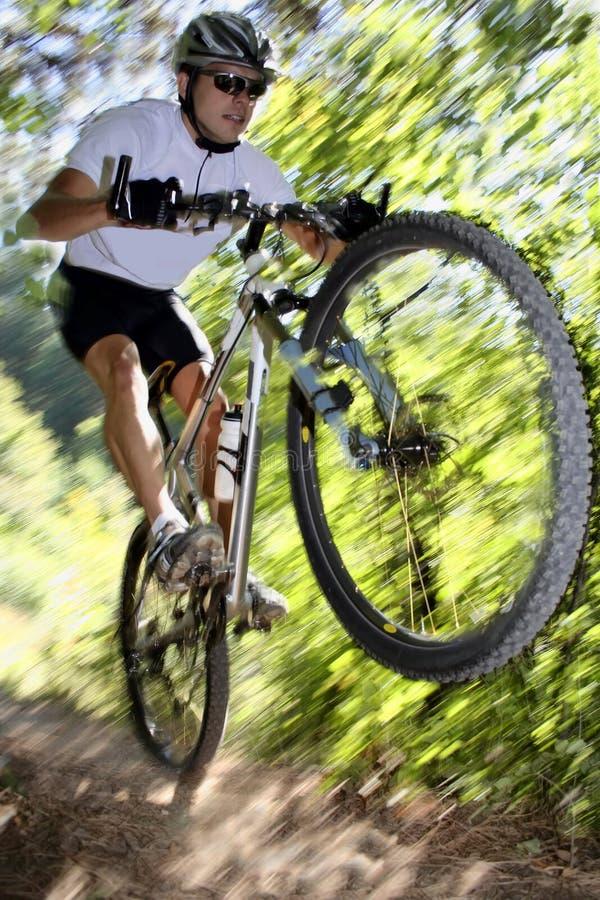 Cycliste images libres de droits