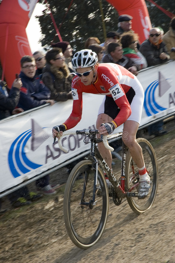Cyclo-Cross World Championship royalty free stock photo