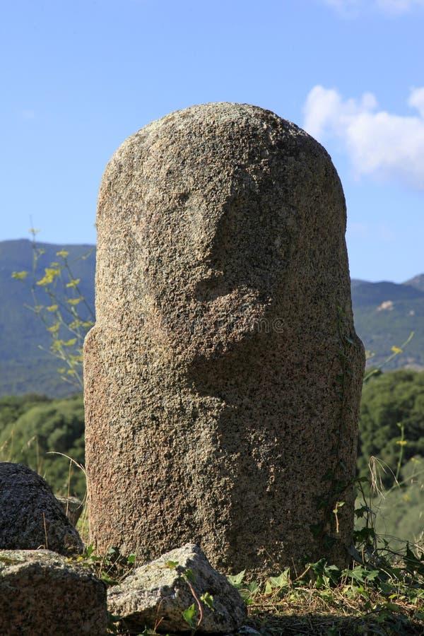 Free Cyclopean Masonry And Menhirs On The Hills Of Filitosa, Southern Royalty Free Stock Photo - 91721095