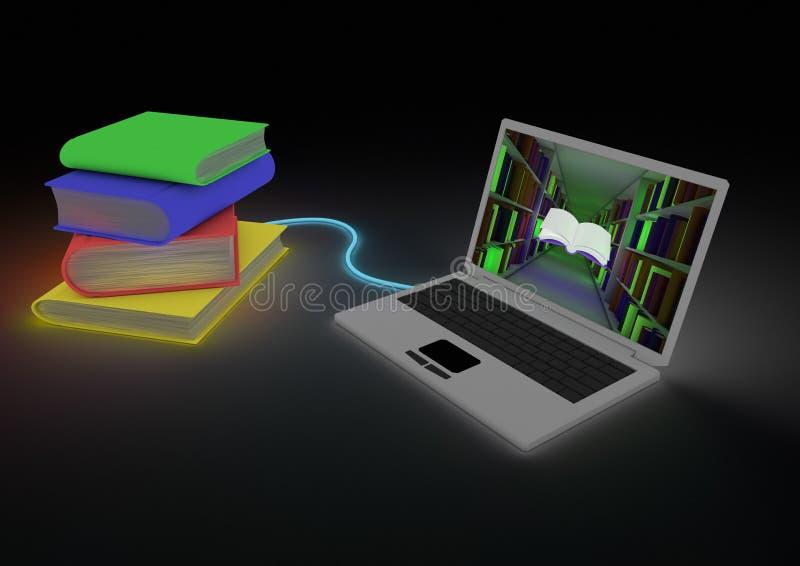 cyfrowa biblioteka ilustracji