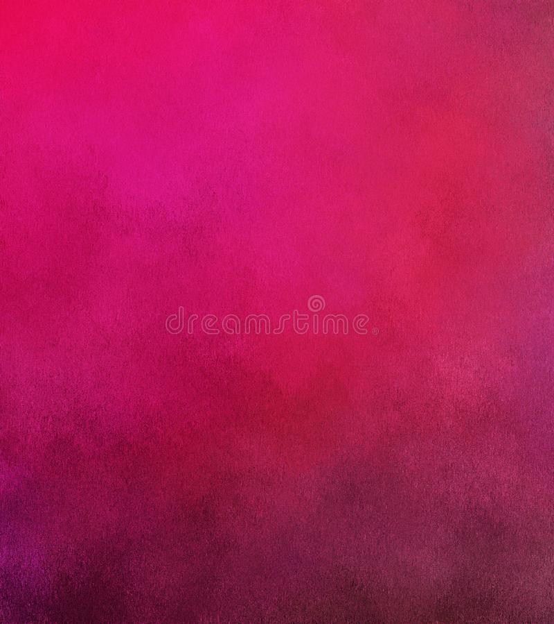 Cyfrowego obrazu Abstrakcjonistyczny Kolorowy tło w Różnych cieniach Różowi kolory ilustracji