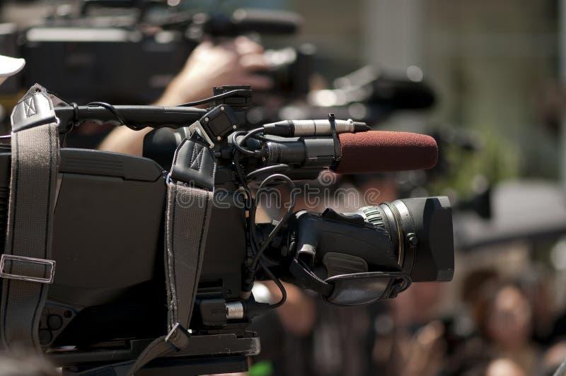 cyfrowy kamery wideo fotografia stock