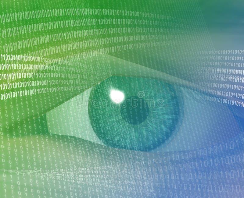 cyfrowy wizje ilustracji