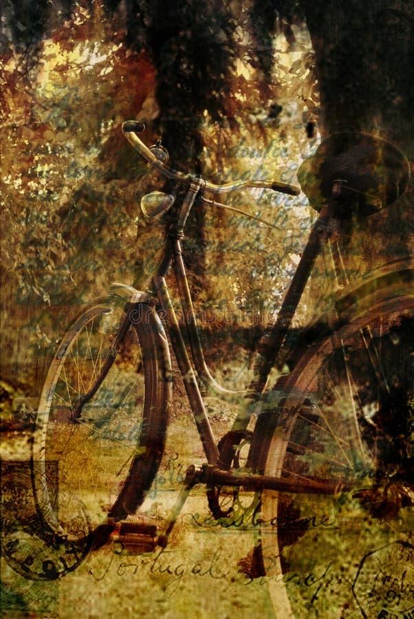 cykel royaltyfria bilder