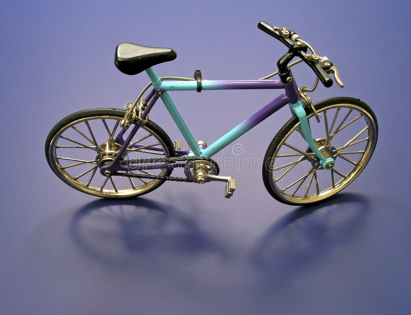 cykel en royaltyfri bild