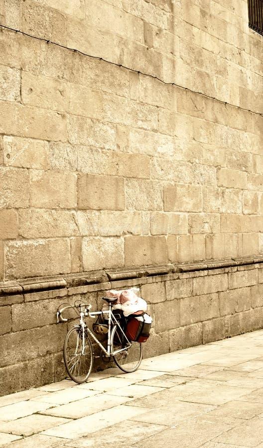 cykel santiago fotografering för bildbyråer