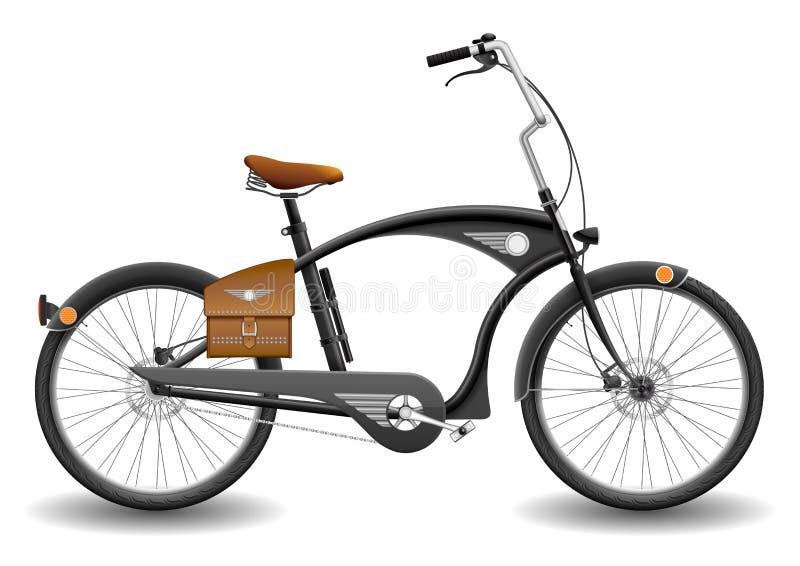 Cykelavbrytare stock illustrationer