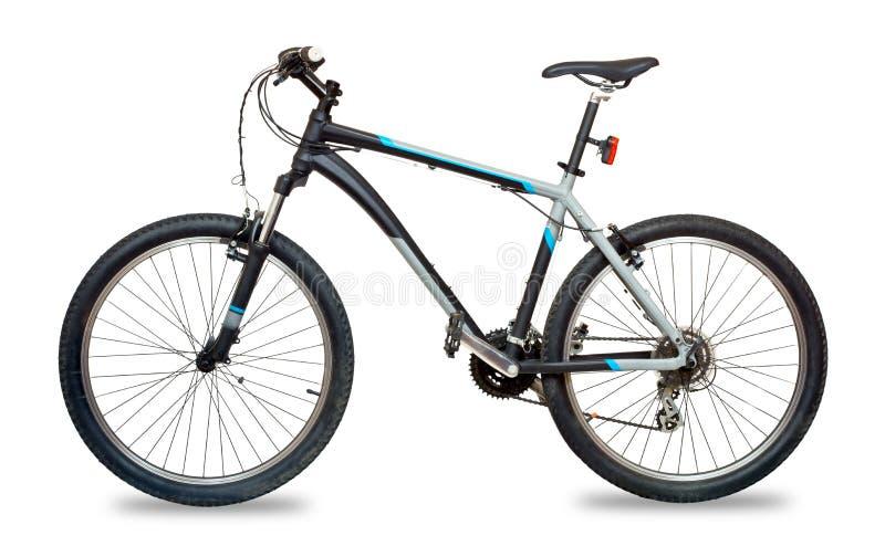 cykelcykelberg arkivfoton