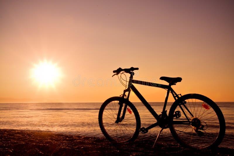 cykelhav arkivfoto