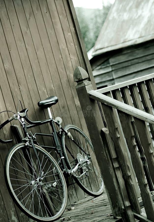 cykelrest fotografering för bildbyråer