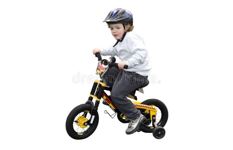 cykelridning royaltyfri foto