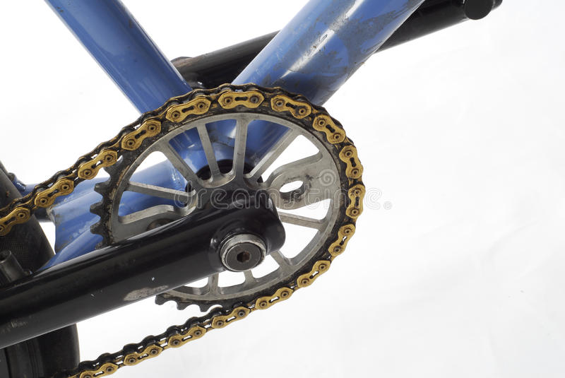cykeltandhjul arkivfoton