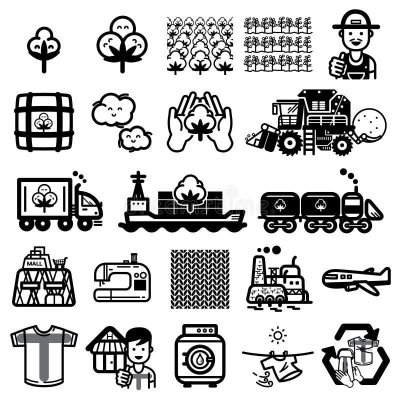 Cykl t koszula ikona ilustracja wektor