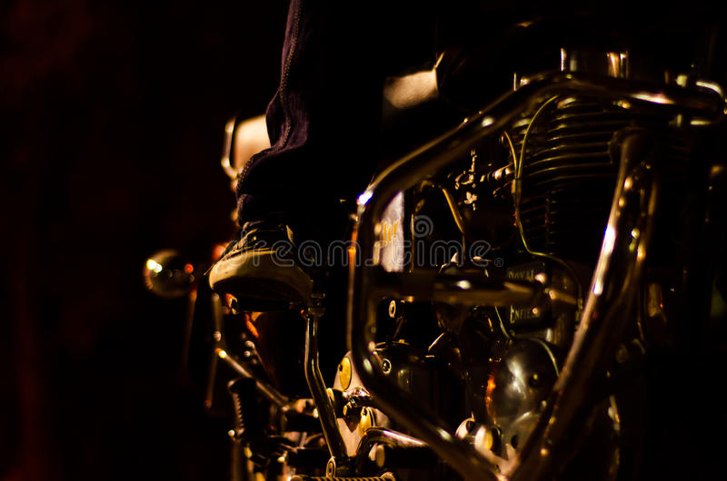 Cykla arkivfoto