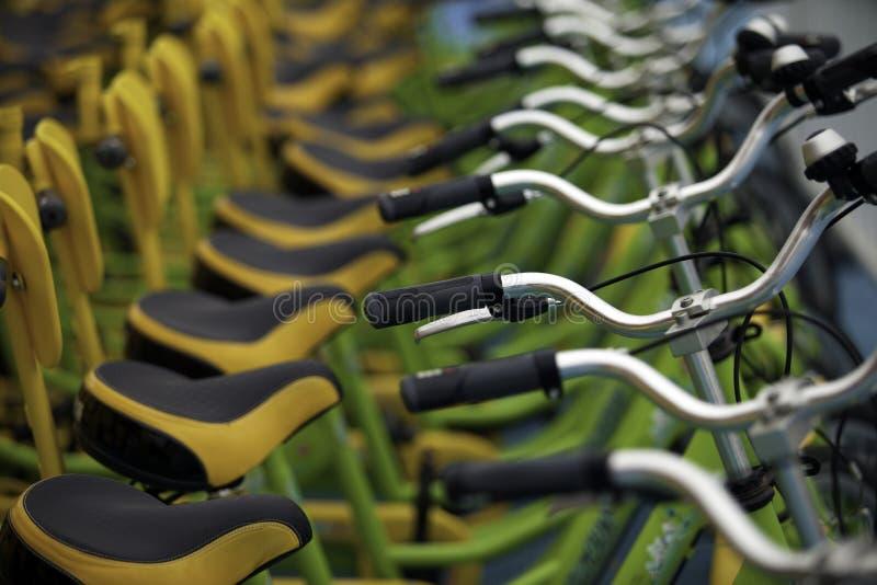 Cyklar arkivbild