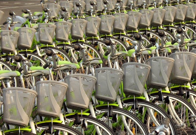 cyklar tons arkivfoto