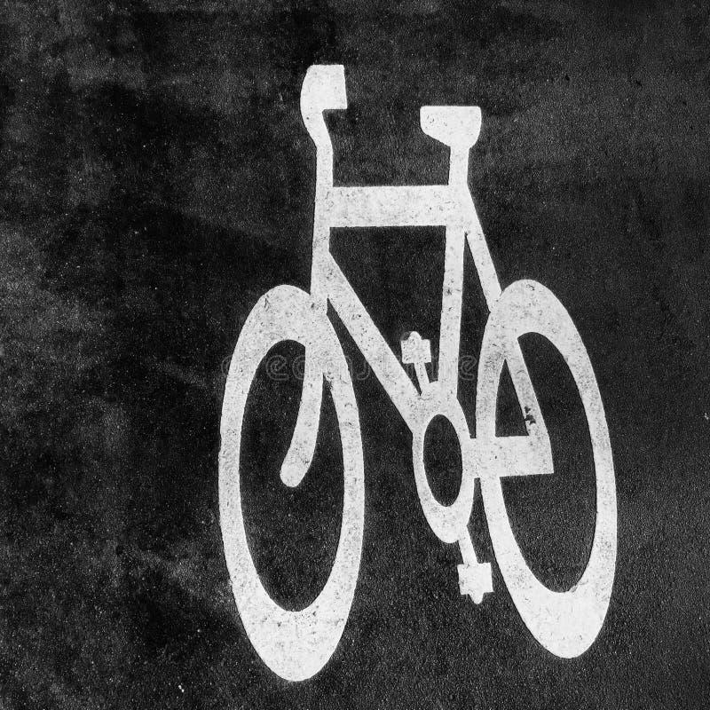 Cykliści na ulicach Anglia ilustracji