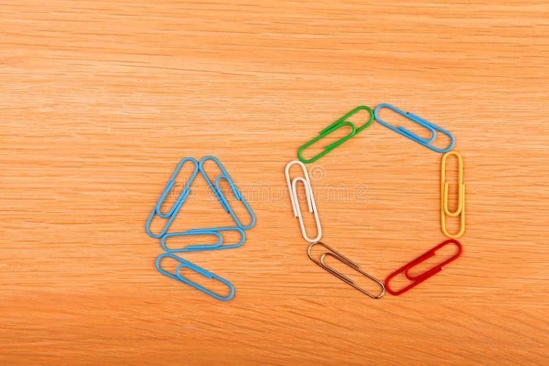 Cykliny ikony colour okręgu Internetowy stół zdjęcia royalty free